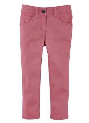 Тонкие джинсы брюки от lupilu 110(4-5лет)