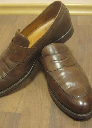 Класснючие лоферы рrime shoes