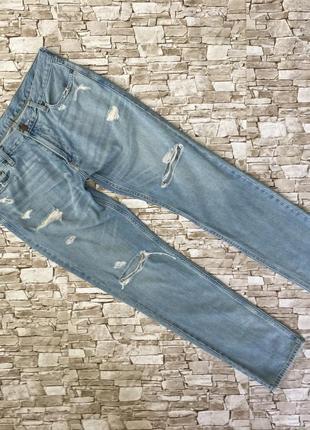 Hollister джинси.