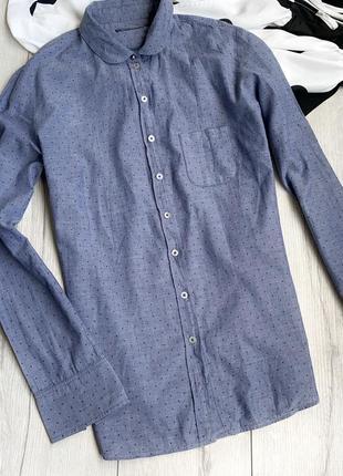 Сорочка котонова ,рубашка marc o polo