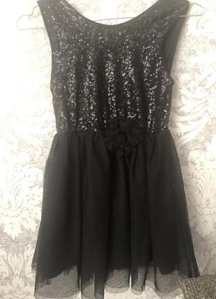 Очень красивое платье для вашей девочки1 фото
