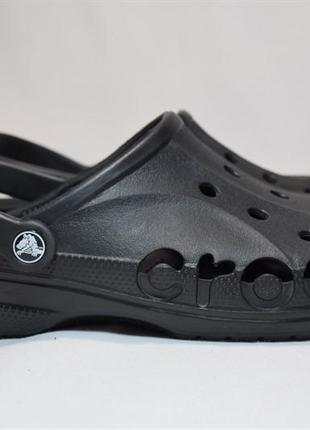 Кроксы сабо crocs baya clogs мужские. мексика. оригинал. 44-45 р./29 см.1 фото