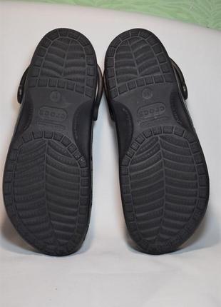 Кроксы сабо crocs baya clogs мужские. мексика. оригинал. 44-45 р./29 см.6 фото
