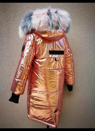 Предлагаю новинку этого сезона.  зимнее пальто для девочек.