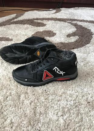 Reebok зимняя обувь 6
