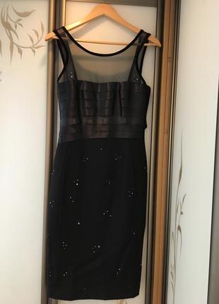 Вечернее платье французское