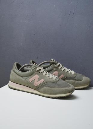 Крутые кроссовки new balance 620