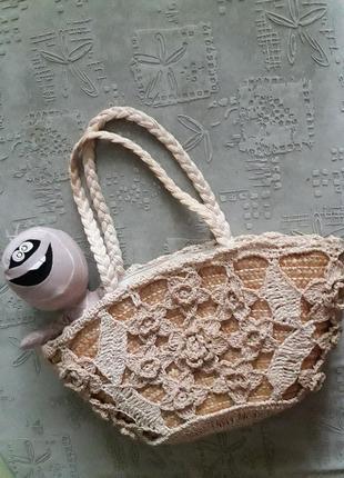 Сумка, летняя сумка.
