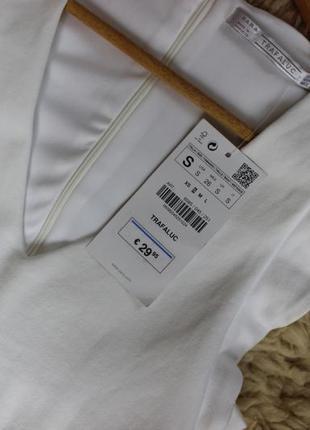Неймовірне ніжне плаття по фігурі .zara3 фото