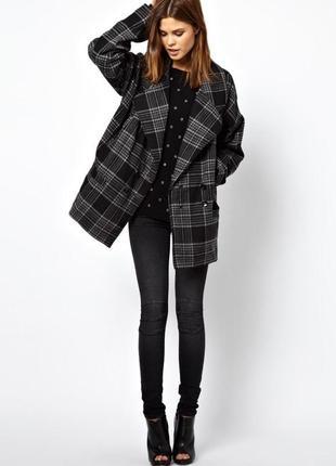 Полу пальто женское бренд authentic luxury (р. 50)