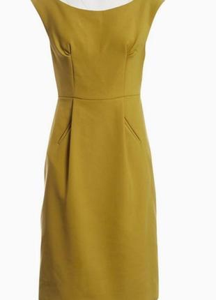 Acne платье с открытой спиной