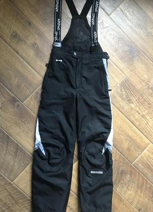 Стильні горно-лижні штани комбінезон spyder 164 12-14р.
