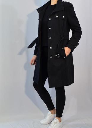 """1766\200 тонкое пальто в стиле """"милитари"""" star l"""