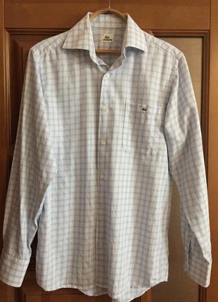 """Классная мужская рубашка """"lacoste """""""
