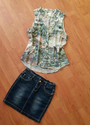 Распродажа блуз на лето и всего летнего