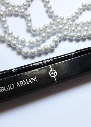 Карандаш для глаз в коробке  giorgio armani оригинал