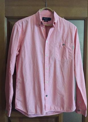 """Классная мужская рубашка """"paul smith"""""""