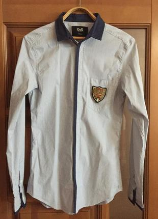 "Класснючая мужская рубашка ""dolce&gabbana"""