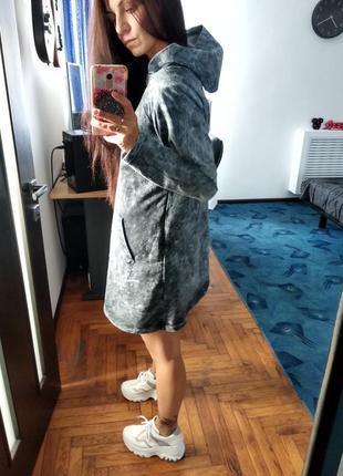 Платье спортивное adidas под джынс
