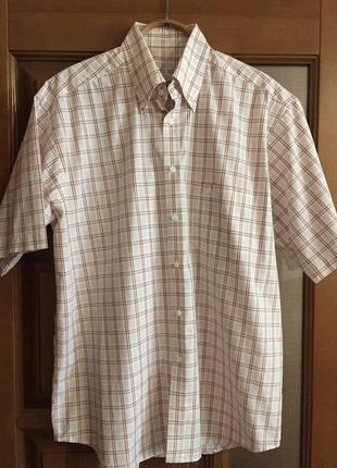 "Мужская рубашка с коротким рукавом ""adidas """