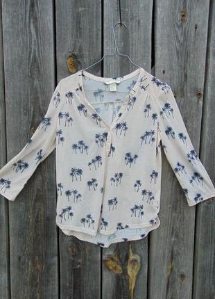 Супер классная блуза от h&m!