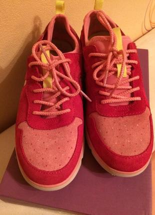Спортивные туфли clarks