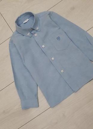 Фирменная рубашка италия на 2-3 года