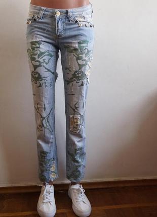Стильные джинсы (турция)