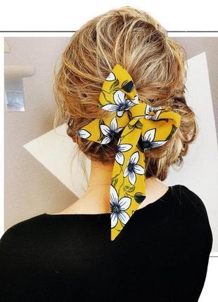 Лента twilly в стиле dior, шарфик платок на сумку, волосы, шею тренд 2019 года