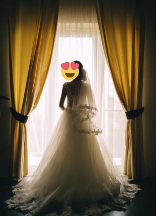 Свадебное платье anna sposa