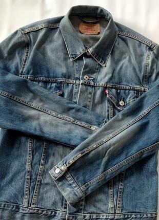 7f9486a5f1b2 Мужские джинсовые куртки Levis 2019 - купить недорого мужские вещи в ...