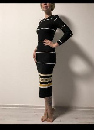 Шикарное платье по фигуре zara