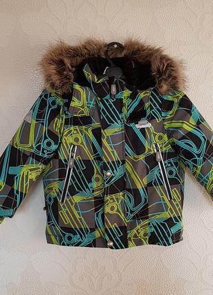 Куртка lenne axel p.92 зимняя
