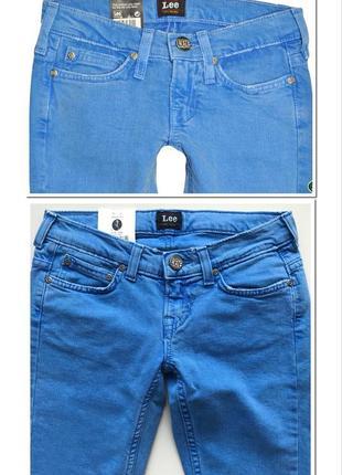 Стильные зауженные джинсы lee kids lilly nerrow 134-140