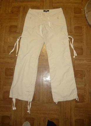 Удобные фирменные штаны-сафари весна-лето(для похода,рыбалки и т.д.)