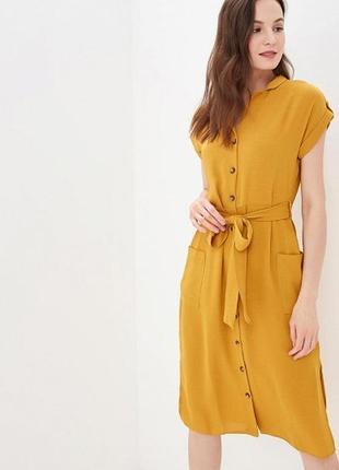 Красивое платье рубашка большого размера