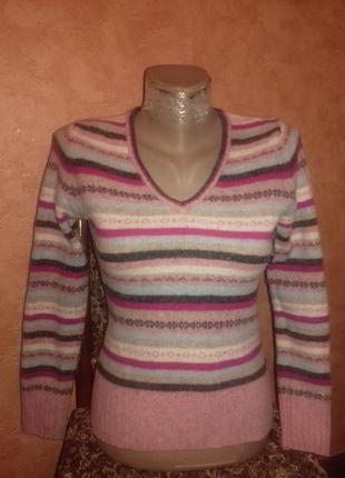 Теплый свитер свитр  next