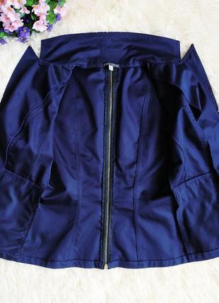 ♠️ короткий приталенный пиджак блейзер exclusive, рукав 3/4 ♠️7 фото