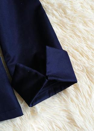 ♠️ короткий приталенный пиджак блейзер exclusive, рукав 3/4 ♠️5 фото