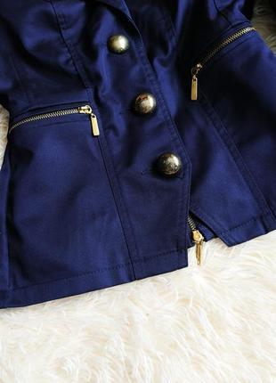♠️ короткий приталенный пиджак блейзер exclusive, рукав 3/4 ♠️3 фото