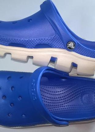 Crocs duet sport сабо