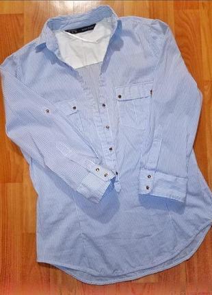 Натуральна сорочка/блуза