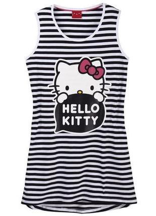 💖 домашнее платье xs 32-34 lidl, ночная рубашка, hello kitty германия 💖