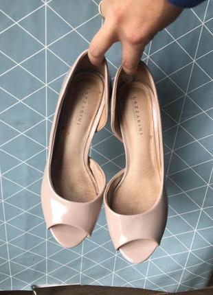 Туфлі lazarini3 фото