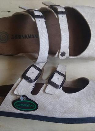 Ортопедические бохо сабо шлёпанцы сандалии босоножки закрытый носок dr.brinkmann