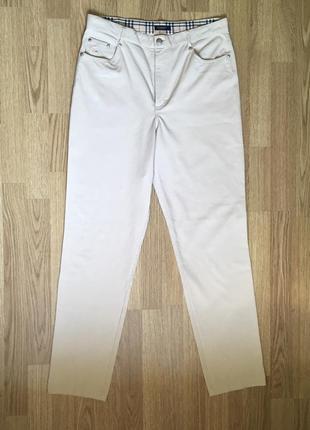 Burberry london брюки штаны чиносы