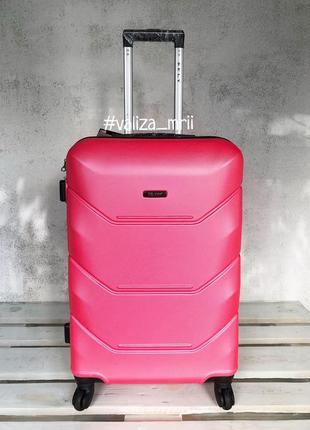 Качественный чемодан wings, якісна валіза