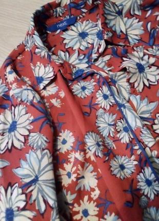 Брендовая рубашка блузка2 фото