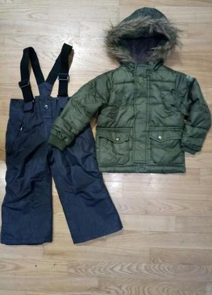 Набор верхней одежды зима на 12-18-24