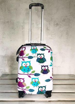 Качественный чемодан airtex, якісна валіза